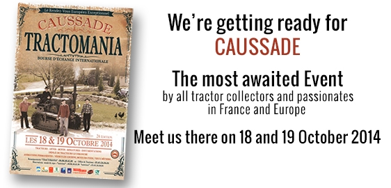 Are you ready for CAUSSADE ?