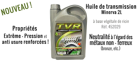 Transmission fluid castor oil based !