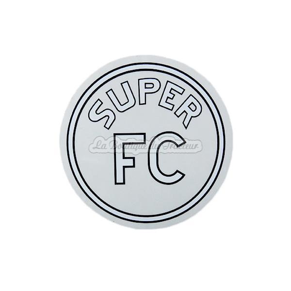 Autocollant latéral Farmall Super FC et Super FC Utility (l'unité)