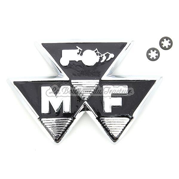 Emblme Frontal Massey Ferguson 35 35x 37 42 835 Oem 828136m1