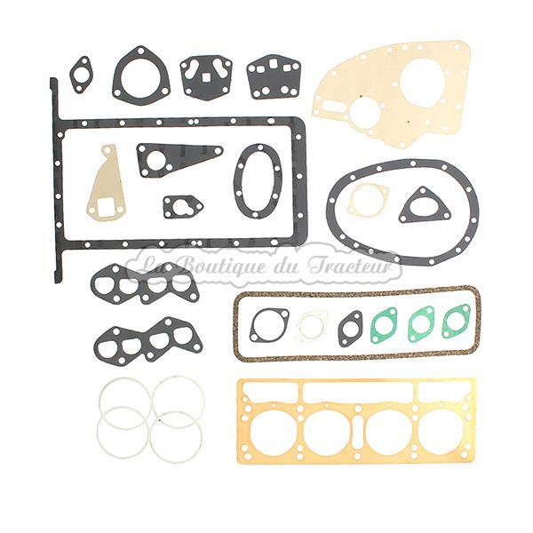 Kit de révision moteur Ferguson TEA20, TED20, FF30GS moteur