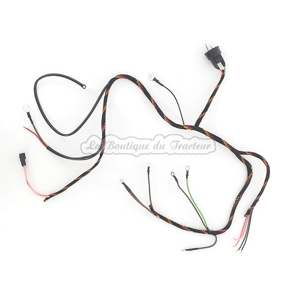 mf 35 wiring harness  vehicle  vehicle wiring diagrams