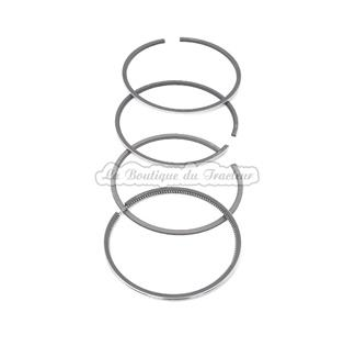 Ford 4000, 5000, 6000 series piston ring set, for 1 cyl. (OEM : 81814543)