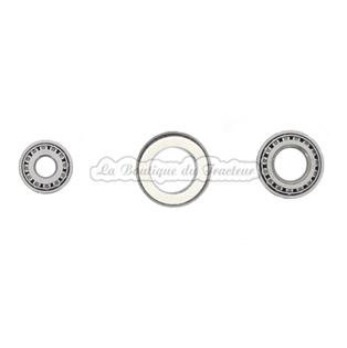 Wheel bearing kit IHC tractors F235D, A, SUPERFC. OEM : 755059R91.
